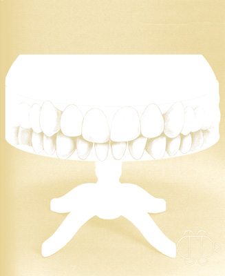 mesa-con dientes-txaro-fontalba