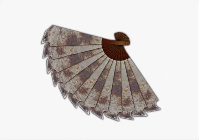 El abanico de Salomé (II). Txaro Fontalba