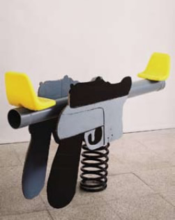 Pistola 1650 mm-txaro-fontalba